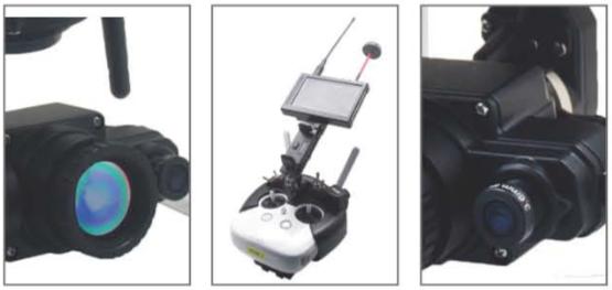 UAV-P4-deler